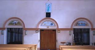 st margaret mary church new church tour