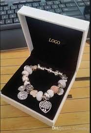 pandora bracelet gift images Fashion charm bracelet 925 silver pandora bracelets for women life jpg