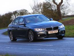 bmw 3 series saloon review parkers