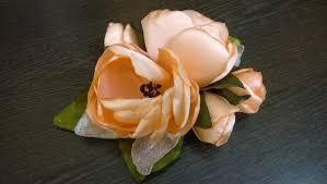 Peony Flowers D I Y Satin Peony Flower Tutorial Myindulzens Youtube