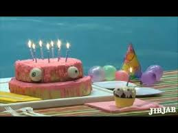 singing cake happy birthday cards funny birthday ecards youtube