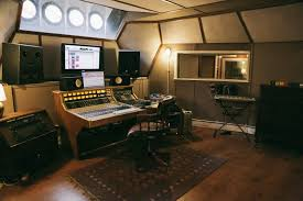 music studio striking a chord recording studios that sync design and function