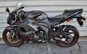 honda cbr 600r for sale 2008 honda cbr 600rr triple black carbon fiber real muscle