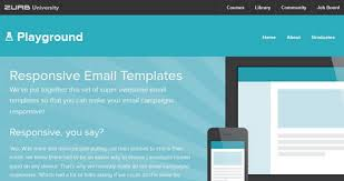 80 most popular email templates for smartphones and tablets quertime