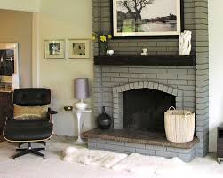 awesome paint colors brick fireplace ideas home fireplaces