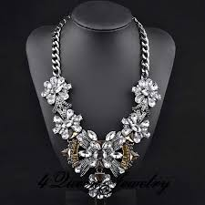 chunky necklace pendants images 46 big choker necklace exaggerated big choker necklace for women jpg