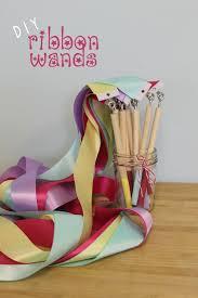 ribbon wands diy ribbon wands papa bubba