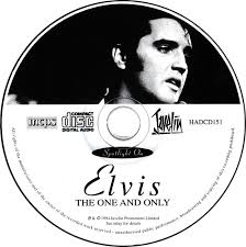 cd album elvis elvis the one and only javelin uk
