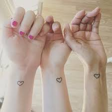 sister tattoos 30 sister tattoo ideas for you and your sis part 13