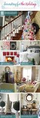 decorating for the holidays with a stenciled backdrop stencil