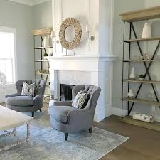 pottery barn cardiff armchairs shelves and fireplace designs