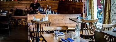 Restaurant Dining Room Tables Reclaimed Wood Restaurant Tables Viridian Wood