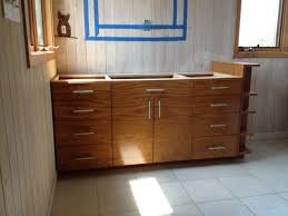 shining bathroom vanity without top in white traditional vanities
