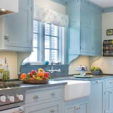 Kitchen Decorating Ideas For Small Spaces Kitchen Breathtaking Cool Nice Kitchen Blue Backsplash With Blue