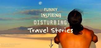 Travel stories aimless vagabond tales of perdition and bliss