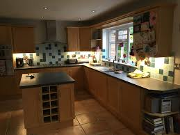 strip lighting for kitchens robus led strip lights from screwfix under cabinet lighting