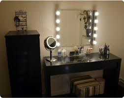 Vanity Mirror Dresser Mirror Vanity Dressing Room Ideas With 5 Drawers Mirrored Vanity