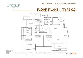 singapore floor plan 4 bedroom the lincoln residences