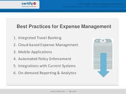 Cloud Based Expense Reporting by Cfo S Guide To Expense Management Software
