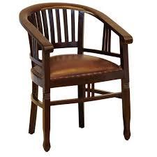 chaise coloniale fauteuil teck colonial intérieur déco