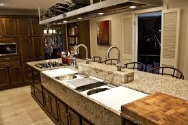 Double Galley Kitchen Galley Sink Peachtree Home