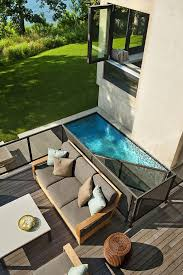 Inground Pool Landscaping Ideas Small Outdoor Pool 15 Great Small Swimming Pools Ideas Home