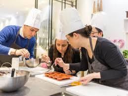cours de cuisine groupe groupes cour des createurs