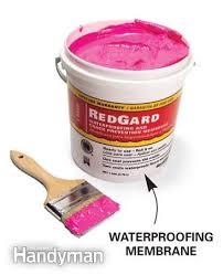 Ideas For Bathroom Waterproofing Best 25 Waterproof Grout Ideas On Pinterest Waterproof Bathroom