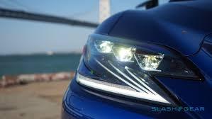 lexus light blue 2018 lexus ls 500 f sport gallery slashgear