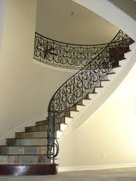chic idea wrought iron staircase imposing design 17 best ideas