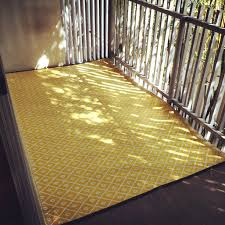 Yellow Outdoor Rug Outdoor Rugs For Balcony Rug Designs