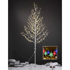 lightshare 6 240l led light tree warm white lights white