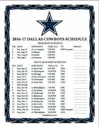 best 25 cowboys schedule ideas on dallas cowboys