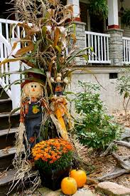 Fall Harvest Outdoor Decorating Ideas - best 25 fall mailbox decor ideas on pinterest fall mailbox
