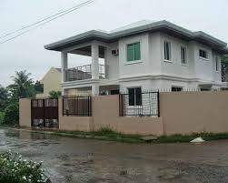 2 Story Duplex House Plans Philippines House for Sale Rent And
