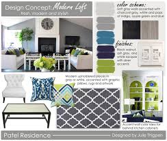 home design board maison client project color scheme inspiration