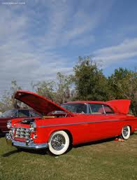 auction results and data for 1955 chrysler c300 conceptcarz com