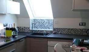 credence cuisine carreau ciment credence cuisine carreau ciment maison design bahbe com