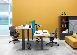 Single Desk Design Product Watch Ratio By Herman Miller Design Insider
