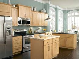light kitchen cabinets kitchen paint colors with light wood