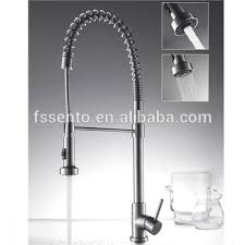 water ridge kitchen faucets sento c 52 stainless steel pull out kitchen faucet water save