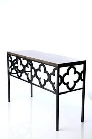 Quatrefoil Table L Silver Coffee Table Writehookstudio