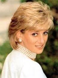 princess di hairstyles get princess diana s style by keeping the majority of your hair a