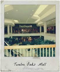 twelve oaks mall novi mi childhood memories