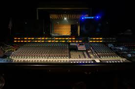 Recording Studio Mixing Desk by Recording Studio Mixing Desk Photos 1630342 Freeimages Com