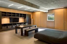 28 wood steel concrete glass home disappears landscape trendir