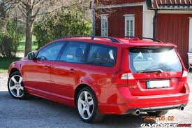 volvo v70 r design p3r estate creating what could been