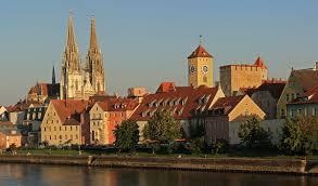 Regensburg Germany Map by Regensburg Wikipedia