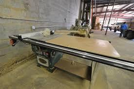 table saw power feeder kcr industries custom shipping crates fort worth texas