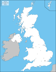 Map Of Ireland And England by United Kingdom Free Maps Free Blank Maps Free Outline Maps